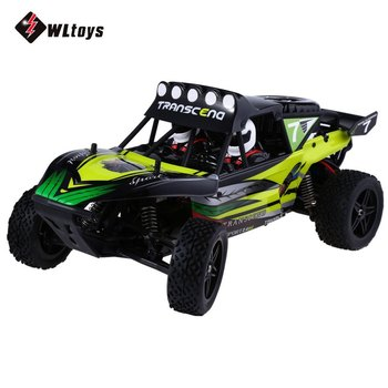 WLtoys K959 2.4GHZ 1:12 2WD Brushed Electric RTR 40KM/H Remote Control Climb Truck Off-road Vehicle Toy