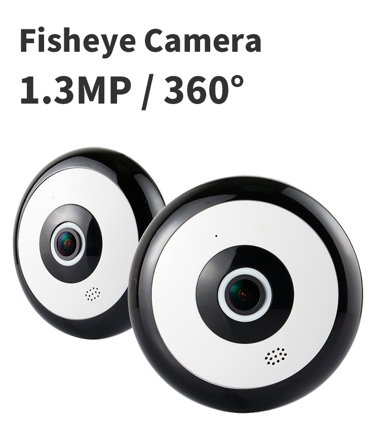 PUAroom Brand  Fisheye Wide Angle Lens AHD panoramic 360 view Fisheye CCTV Camera<br>