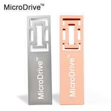 Micro Drive USB Flash Drive Pink/Silver Metal Pen Drive 4gb 8gb 16gb 32gb usb 2.0 Memory Stick High quality Flash Drive U Disk