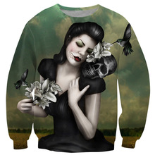 Classic Painter Frida Kahlo Daft Punk Print 3D Sweatshirt Vintage Skull Hoodie Casual Sweat for Men Women Retro Pullover Tops