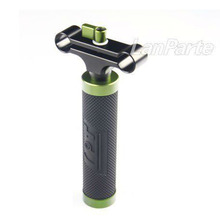 Lanparte Single Simple Front Handle Handgrip Hand Grip for 15mm Rods Support DSLR/SLR Camera Rig Rail System(China)