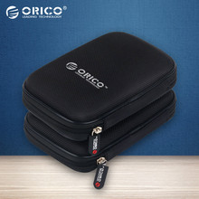 "ORICO PHD-25 2.5"" 2.5 Inch HDD Protection Bag for External Hard Drive HDD & SSD-Black/Blue/Green/PurPle/Red"