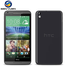 "Original HTC Desire 816 816W Cell Phone Dual Sim 5.5 "" TouchScreen 1.5GB RAM 8GB ROM Unlocked 13.0MP Android Mobile Phone"