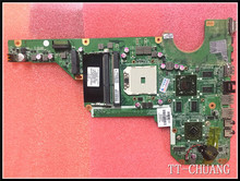 R53 for HP Pavilion G4 G6 G7Z G4-2000 G6-2000 683030-001 683030-501 Laptop motherboard DA0R53MB6E1 REV:E  100% fully tested
