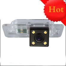 Free shipping.Waterproof 170 Night Vision Color Car Rear View Back Up Camera for BMW E39 E46(China)