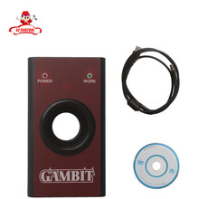 Gambit Programmer V2.0 Car Key Master II CAR KEY MASTER II Newest V2.0 Auto Transponder Key Programmer Gambit Free Shipping(China)