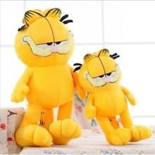 1pcs 12'' 30cm Plush Garfield Cat Plush Stuffed Toy High Quality Soft Plush Figure Doll Gift For Children