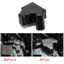 CAR Battery Negative ABS Dust Proof Cover FOR Toyota Highlander Kluger 2014-2016