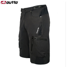OUTTO Cycling-Shorts Bicycle Mountain-Bike MTB Outdoor Men Loose Breathable Men's Running
