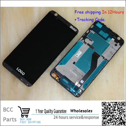 100% Original NEW For HTC Desire 820 D820u 820Q LCD disply+Touch screen Panel Digitizer with frame+best quality<br>
