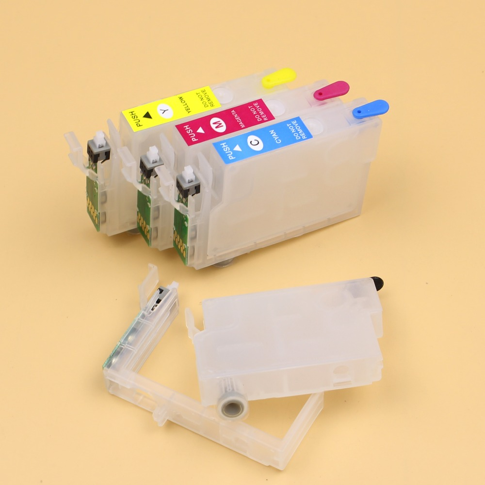1 New XP211  refillable cartridge 07