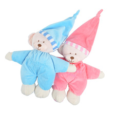 Baby Comfort, Baby Toys, Sleeping Plush Dolls, Little Bear Dolls, Sleeping Cubs(China)