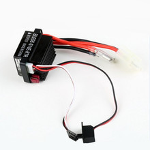 Hobby Brushed Motor Speed Controller W/2A BEC ESC High Voltage 6-12V 320A RC Ship & Boat R/C(China)
