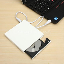 USB 2.0 External Optical DVD Drive Combo CD RW Burner Writer Recorder Portatil DVD ROM Player for Laptop pc Windows 7/8