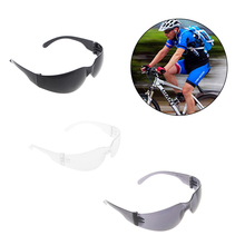Protective Safety Glasses Eye Protection Goggles Eyewear Dental Lab PC Lens JUN13