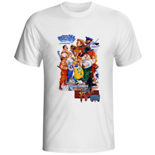 Final Street Duo T Shirt Arcade Game 80s 70s Casual Cool Fashion T-shirt Design Funny Rock Unisex Tee