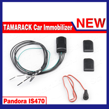 2016 Free shipping TAMARACK Immobilizer Pandect IS- 470 Pandora IS470 car alarm immobilizer Remote control unlock/lock engine