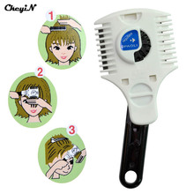 Styling Tools New Hair Razor Comb For Cut Scissor Hairdressing Thinning Feathering Hair Brush HRC01W-H50P 49