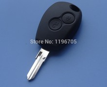 2 Buttons Remote Key Shell for RENAULT Clio DACIA Logan Sandero Key Case Fob 2BTN
