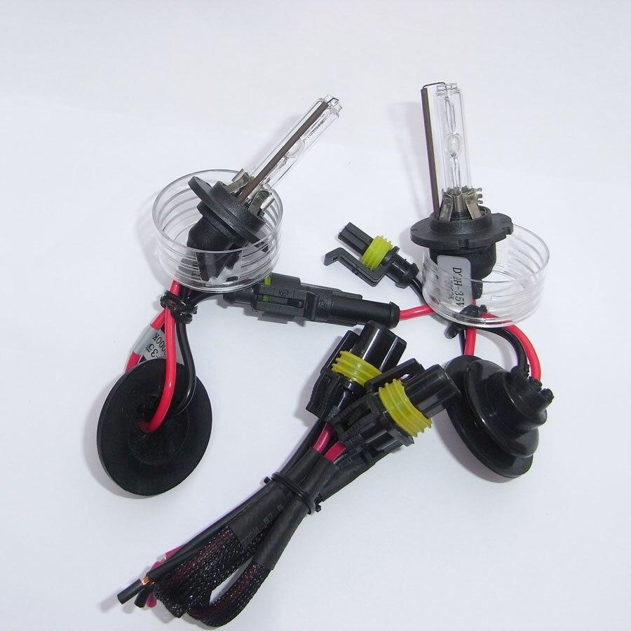2PCS  Xenon HID bulb car headlight AC 35W  D2H Metal hold for Projector Lens Q5 H4 12V 4300k, 5000k, 6000k 8000K...<br><br>Aliexpress