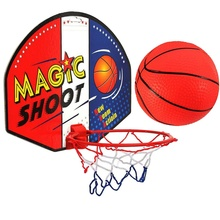Heat Styling Safe Twitfish Portable Mini Basketball Hoop Universal Sports Game Basket Ball Lover All Age