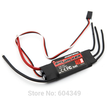 Controleur Brushless Hobbywing SKYWALKER 40A 450 Heli  40A ESC