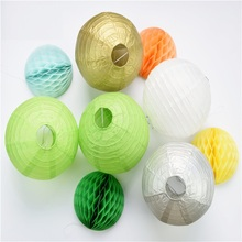 1pcs/lot  8inch=20cm Round Chinese Paper Lantern Birthday Wedding Party decor gift craft DIY wholesale retail