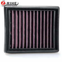 Duke 125 200 390 New Motorcycle Accessories Moto High Flow Air Filter Element For KTM DUKE 125 200 390 Scooter Sports Bike Parts(China)