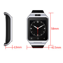 ZGPAX S8 Android Smart Watch Phone MTK6572 Dual Core With 1.54 Inch Touch Screen Single SIM Bluetooth Camera Smartwatch PK G3 G4
