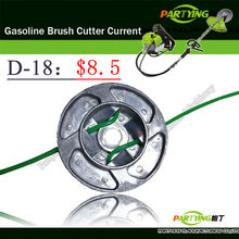 Free Shipping buy 3 get 1 free petrol lawn mower trimmer 2-stroke brush cutter head grass cutting machine gasoline plastic D-18(China)