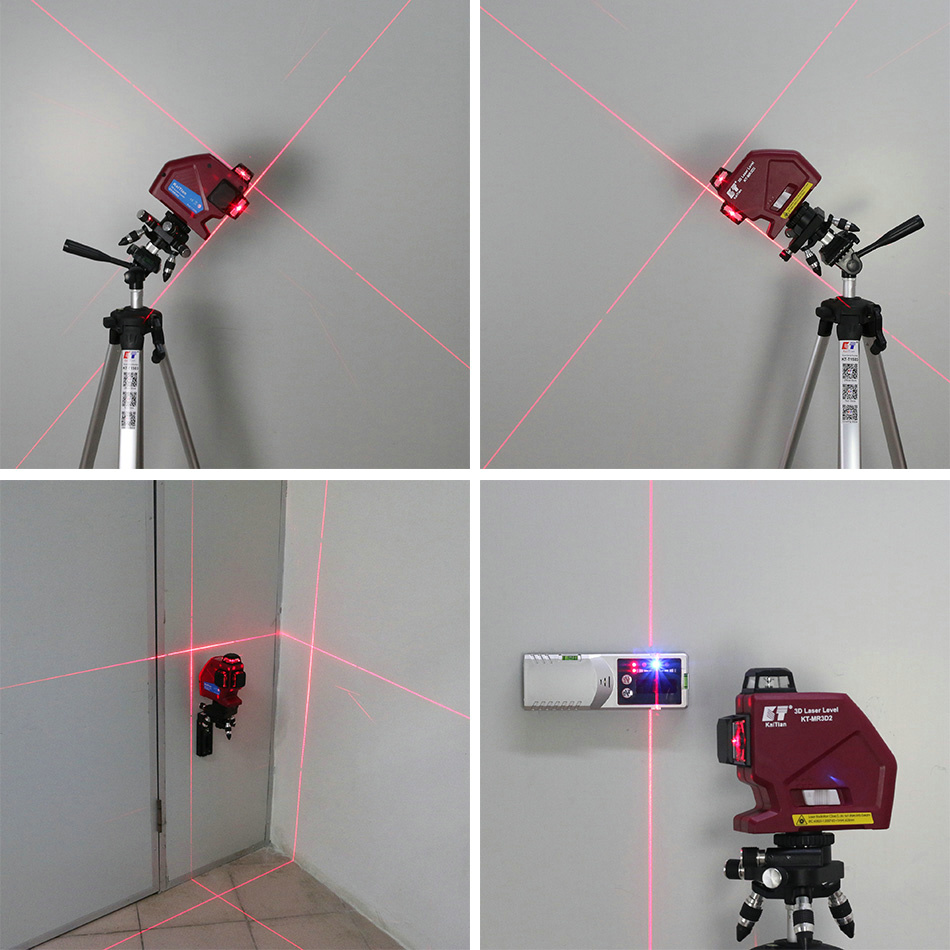 Kaitian Laser Level MR3D2 view3