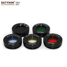 0.965 Inch Astro Optics Filter Nebula Filter for Astronomical Telescope Oculares Measurement Tools 5 Colors Optional