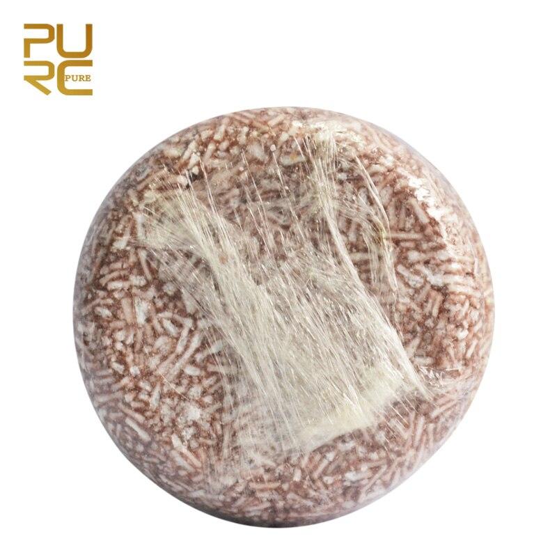 PURC Organic Polygonum Multiflorum Shampoo Bar