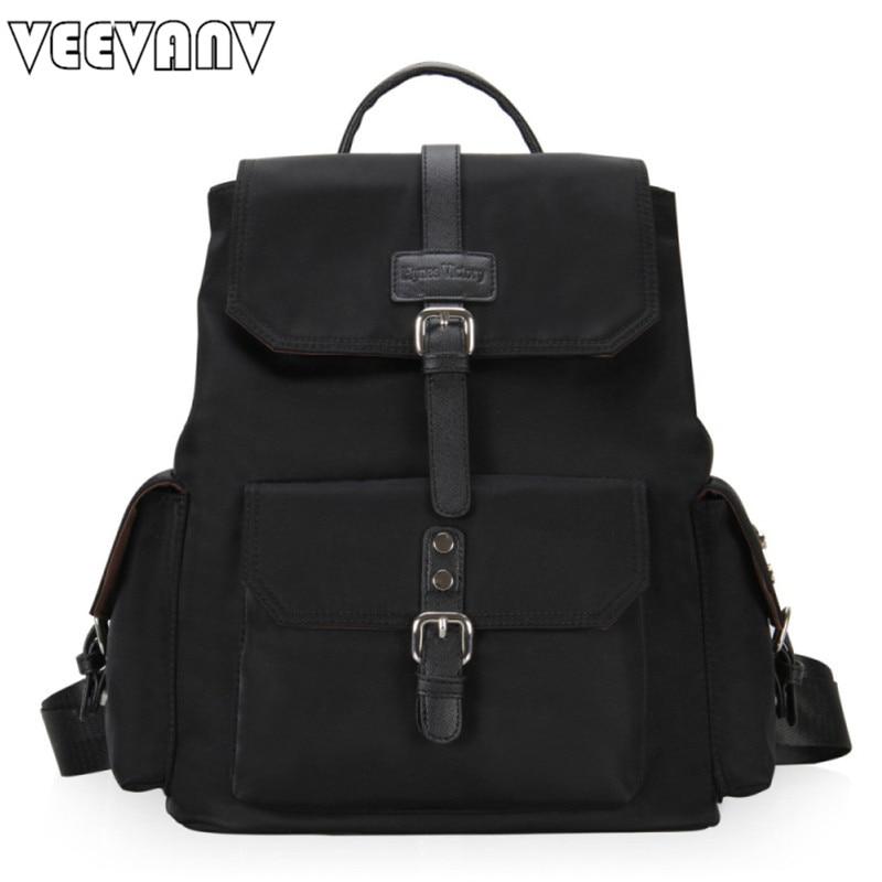 2018 VEEVANV Women Backpacks High Quality Waterproof Mochila School Backpacks for Girls Nylon Laptop Backpack Female Travel Bags<br>