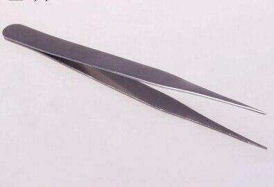 30cm stainless steel tweezers with sharp top<br>