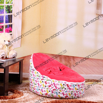 FREE SHIPPING baby bean bag chair with 2pcs red up cover baby bean bag seat kids bean bag bean bags baby free shipping<br><br>Aliexpress