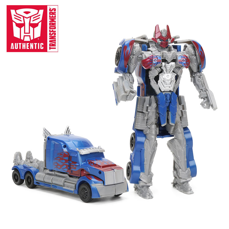 20cm Transformers Optimus Prime Ation Figure Transformer Collection Model The Last Knight Turbo Changer Figure Transformers Toys<br>