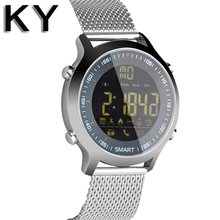 Keyou EX18 smart watches gear smart watch android waterproof compatibility all compatible bluetooth electronic wrist watch phone(China)