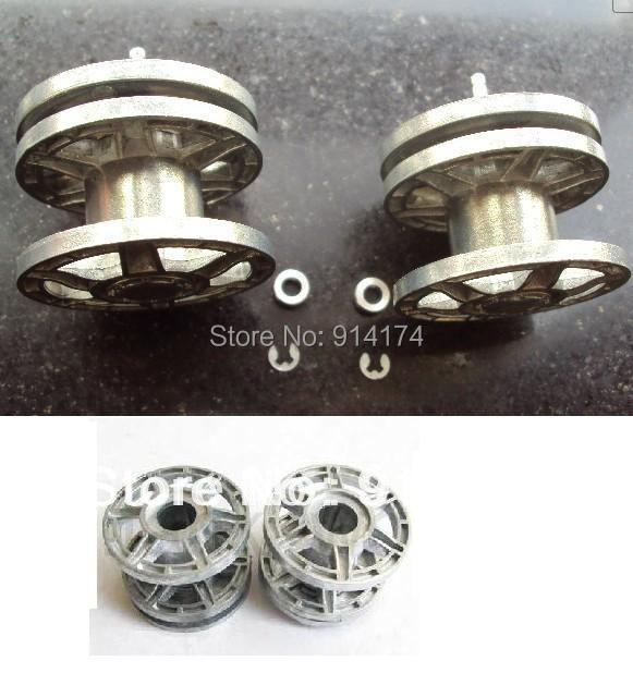henglong 3888 3888-1 1:16 RC tank upgrade parts metal driving wheels and inducer 4pcs/set  free shipping<br><br>Aliexpress