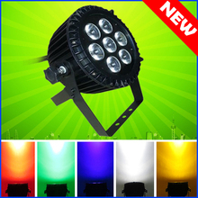 4PCS/CARTON 7*15W RGBWA 5IN1 Outdoor Led Par Cans Light Led Par 64 Led 7x15 DMX Led Par Stage Lighting Effect