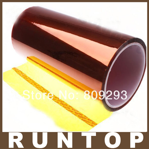 High Temperature Resistant  Tape 250mm X 100ft<br><br>Aliexpress