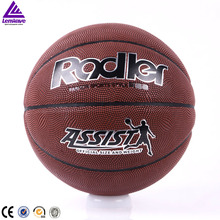 2016 New Basketball Ball Size 7 Free With Net Bag And Ball Needle Indoor Outdoor Sport Training PVC Basketball Free Shipping(China)