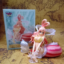 One Piece New World P.O.P DX Shirahoshi Ningyo Hime Princess PVC Action Figure Collectible Mode Toy Doll
