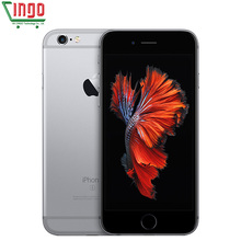Unlocked Apple iPhone 6s Plus/iPhone 6s 2GB RAM 16/64/128GB ROM Cell Phone IOS A9 Dual Core 12MP Camera IPS LTE Smart Phone(China)