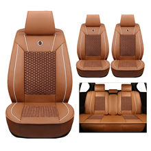 Seat Covers & Supports For Geely Imperial GS GX7 vision car seat cover Crossovers Sedans Auto Interior Styling Decoration Protec