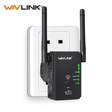 Wavlink 2.4GHZ 5Ghz Dualband External Antennas 300Mbps Wireless WiFi Router 802.11 b/g/n Wifi Repeaters Extender Router