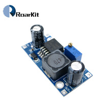 DIP 1PCS DC-DC Buck Converter Step Down Module LM2596 Power Supply Output 1.25V-30V(China)