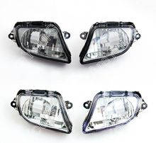 Areyourshop For Honda CBR1100XX 1999-2006 Motorcycle Replacement Front Turn Signals Light Lens Certified Blinker Cover(China)