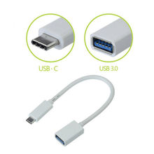 Yooyour Vernee Apollo Lite Type-C OTG Date Cable USB 3.1 3.0 Female Adapter Gionee M5 Plus S8 - Shenzhen Value-Link-world Store store