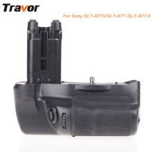 Multi Power Battery Grip fit for Sony Alpha A77V A77 A77 II A99II DSLR Cameras Designed as VG-C77AM
